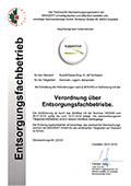 Efb Zertifikat DE